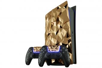 20 kiló arannyal vonják be a PlayStation 5-öt