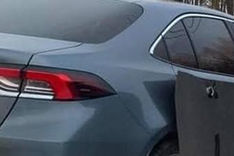 Új szintre emelte egy autós a rányitás elleni védelmet az eplényi sípályánál