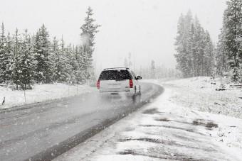 Az évszakok is befolyásolják, hogyan vezetünk