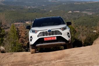 Ahol már szinte kötelező a 4x4 - Magyarország kedvenc szabadidő-autói