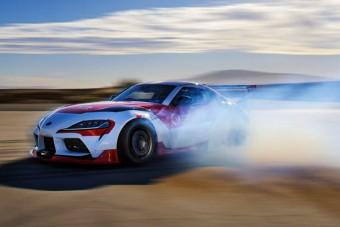 Már driftelésre is képes ez az önvezető autó, és ez nem csak versenypályán hasznos