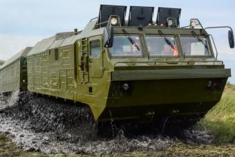 Akkora sarat elképzelni se tudsz, ami ezt az orosz gépszörnyet is megfogja