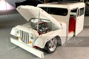 Rejtélyek tárháza a sokarcú Jeep