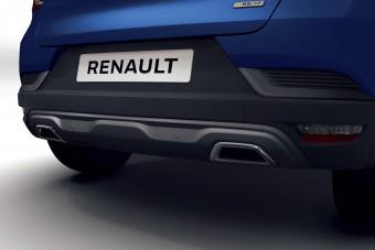 Sportos ruhába bújt a Renault városi szabadidőjárműve