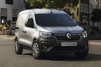 Régi-új Renault furgon jön tavasszal