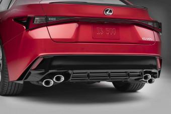 Visszatér a Lexus műfajteremtő sportszedánja