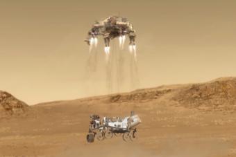 Rendkívül kockázatos lesz a NASA leszállása a Marsra