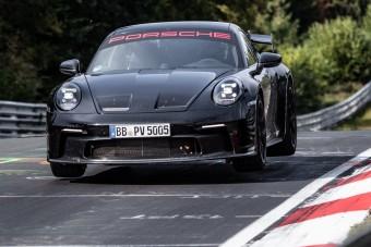 Porsche 911 GT3: Hét percen belül a Nordschleifén