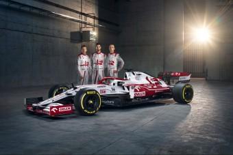 Ez lehet Räikkönen utolsó F1-es autója