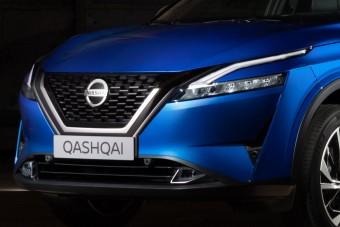 Ráncfelvarrásnak tűnhet, pedig vadonatúj a Nissan Qashqai