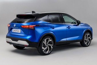 Videókon a Nissan új kompakt crossovere