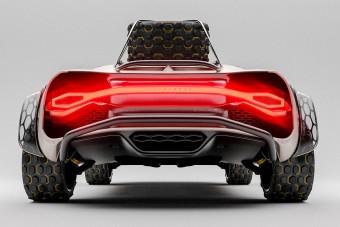 Ez az off-road Bugatti Chiron letépte az arcunk, szóval óvatosan nézd meg