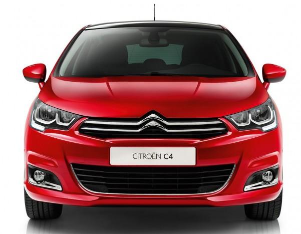 Stílusos terepkupé, extra komforttal – Citroën C4 4