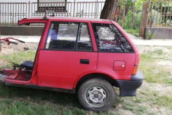 Ennél a Suzukiból született csodánál nincs menőbb kerti traktor