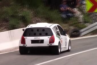 Sosem találod ki, mitől ilyen fürge ez a Citroën C2