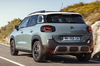 Videón a megújult Citroën C3 Aircross
