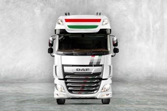 Erre számít a DAF a hazai teherautó-piacon