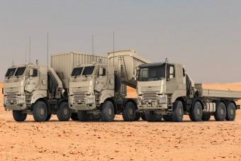 Közösen gyárt páncélozott teherautókat a DAF és a Tatra