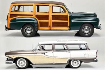 Két autó, amit Henry Ford dédunokája árul