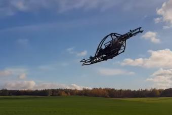 Úgy tűnik, eljön az utasszállító drónok kora