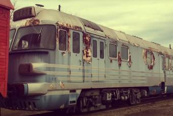 Egy hazai videós csapat részletesen bemutatja Kádár János kormányzati vonatjának titkait