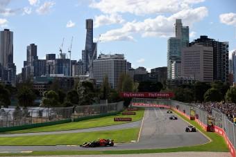 F1: Hivatalos, törölték az Ausztrál Nagydíjat
