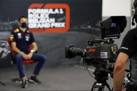 F1: Feneket villantott a Mercedes-pilóta, rajta röhögnek 1