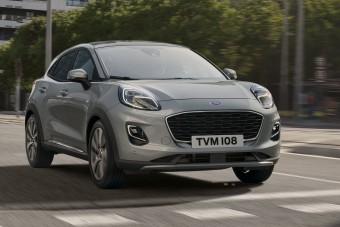 Automata váltót kapnak a Ford mild hibridjei