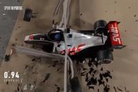 Átalakítják az F1-es autókat a horrorbukás miatt 1