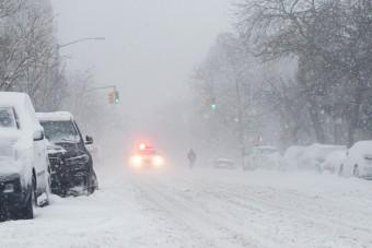 Furmányos trükkel vette rá a rendőröket, hogy takarítsák el végre a havat az utcából