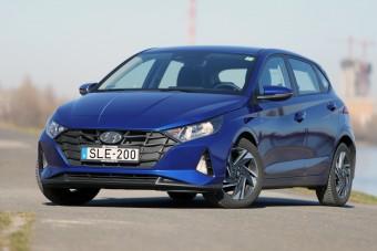 Turbó és hibrid hajtás nélkül is van még élet - Hyundai i20 teszt