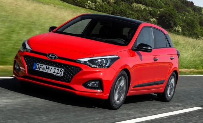 Turbó és hibrid hajtás nélkül is van még élet – Hyundai i20 teszt 5