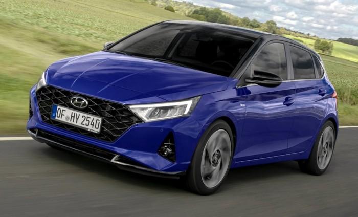 Turbó és hibrid hajtás nélkül is van még élet – Hyundai i20 teszt 4