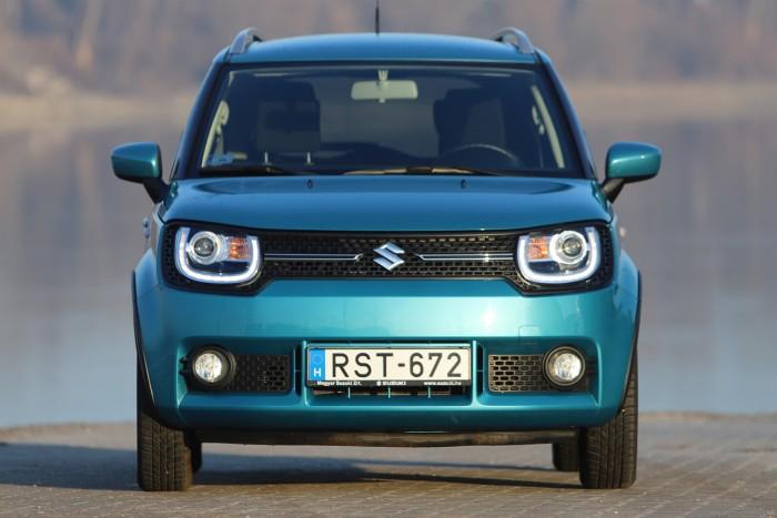 Ennél olcsóbb hibridet nem nagyon találsz – Suzuki Ignis teszt 4