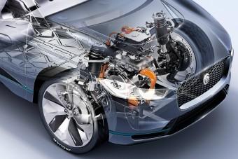 2025-től csak villanyautót gyárt a Jaguar