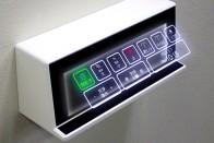 Hangvezérléssel nyílik a futurisztikus nyilvános WC 1