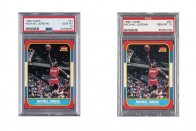 Rekordot döntött egy Michael Jordan-kártya 1