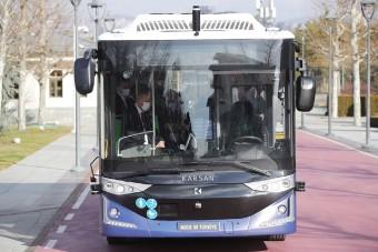 Elkészült az első sorozatgyártású önvezető autóbusz
