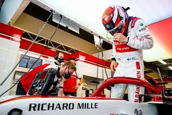 F1: Lebuktak Räikkönenék az új autóval