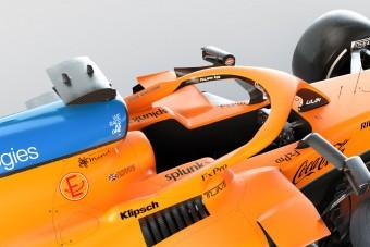 Hiányzott az autó az idei első F1-es bemutatóról