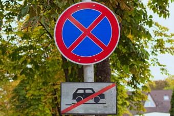 """""""Nagyon csúnyán festek"""" – sajátos figyelmeztetést kapott a tilosban parkoló autós"""