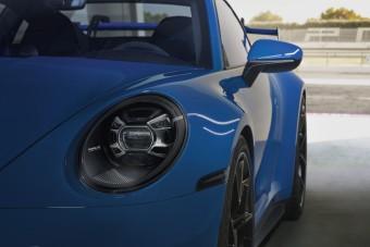 Az új Porsche 911 GT3 épp csak nem versenyautó