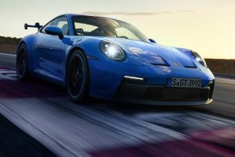 Ragadozóként mozog a Porsche 911 új csúcsmodellje