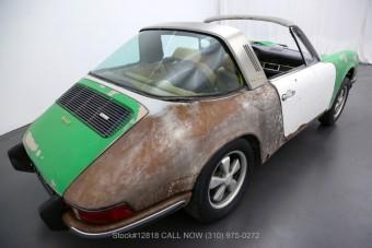 Ütött-kopott és tarka, mégis sokat érhet ez a Porsche 911 Targa
