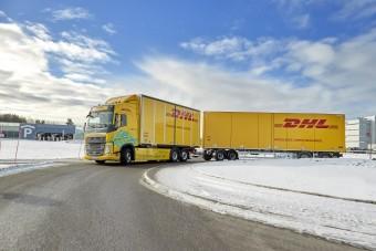 60 tonnás elektromos kamiont tesznek próbára