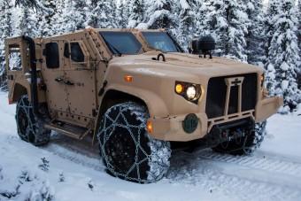 10 bitang harcjármű, amely megmutatja, hogy a Humvee-n túl is van élet