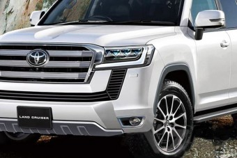 Dízelmotor nélkül jöhet az új Toyota Land Cruiser