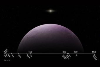 Új felfedezés a Naprendszer legtávolabbi objektumáról