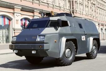 Ezek a legdurvább páncélozott járművek a hadseregen kívül