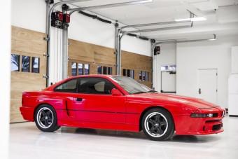 Egyszer már volt BMW M8, de eldugták, most újítják fel